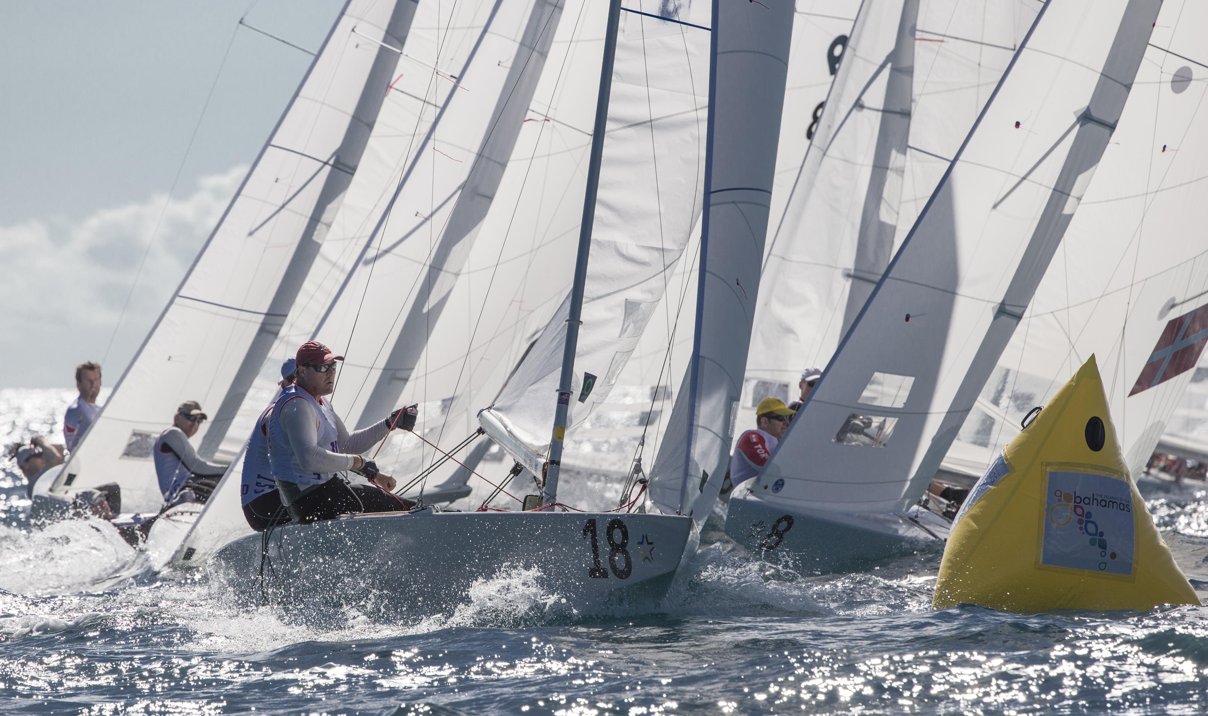 2013 Star Sailors League Finals fleet