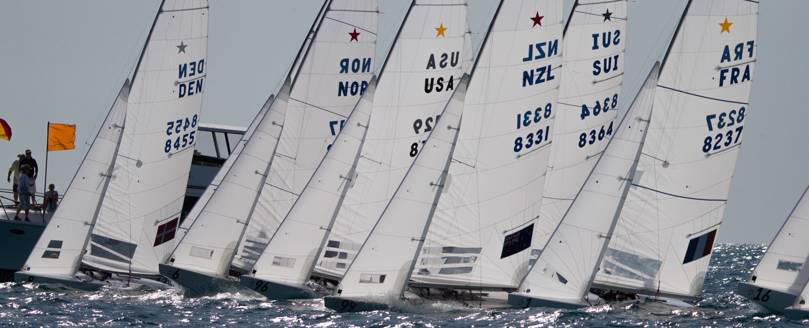 Start Race Star Sailors League