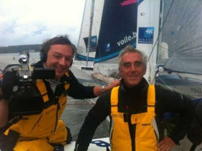 Digby Fox and Loick Peyron