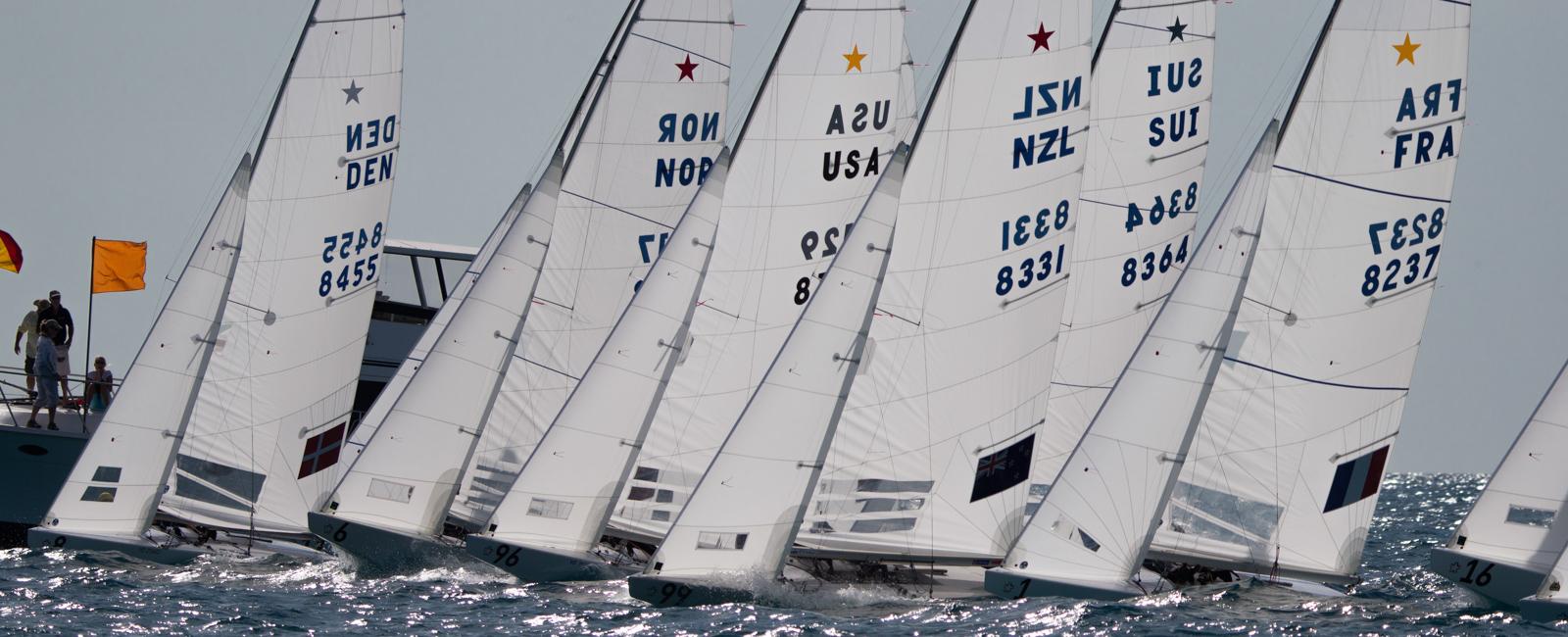 Start Race Star Sailors League